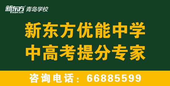 青岛新东方优能学校
