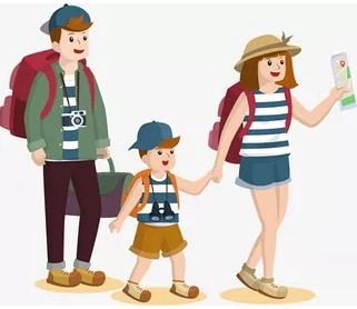 父母带孩子去旅游,到底是在游什么?