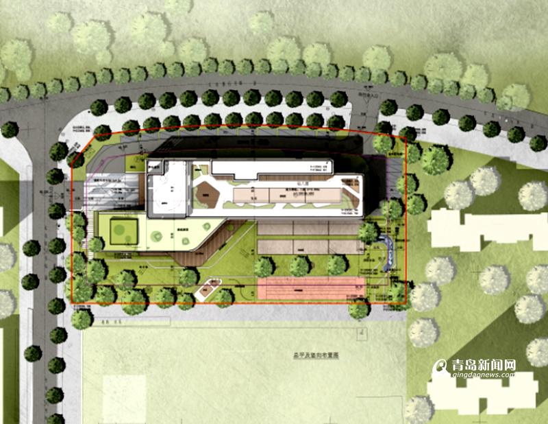 中德生态园幼儿园设计方案出炉 地上3层规划9班制