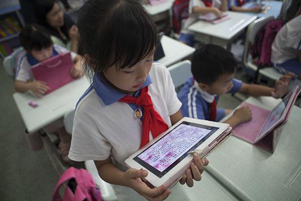 iPad会淘汰老师吗?专家:不会,但个别老师会被淘汰