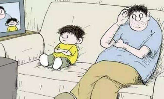 调查显示78%的爸爸陪孩子时间不够