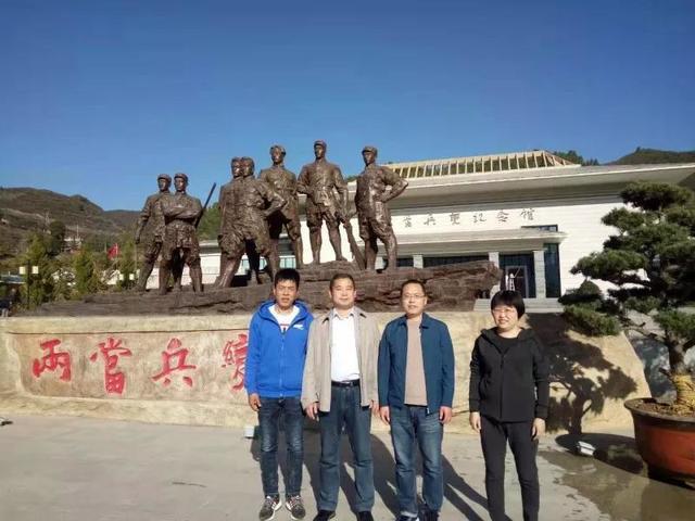 莱西市优秀教师赴甘肃省两当县支教
