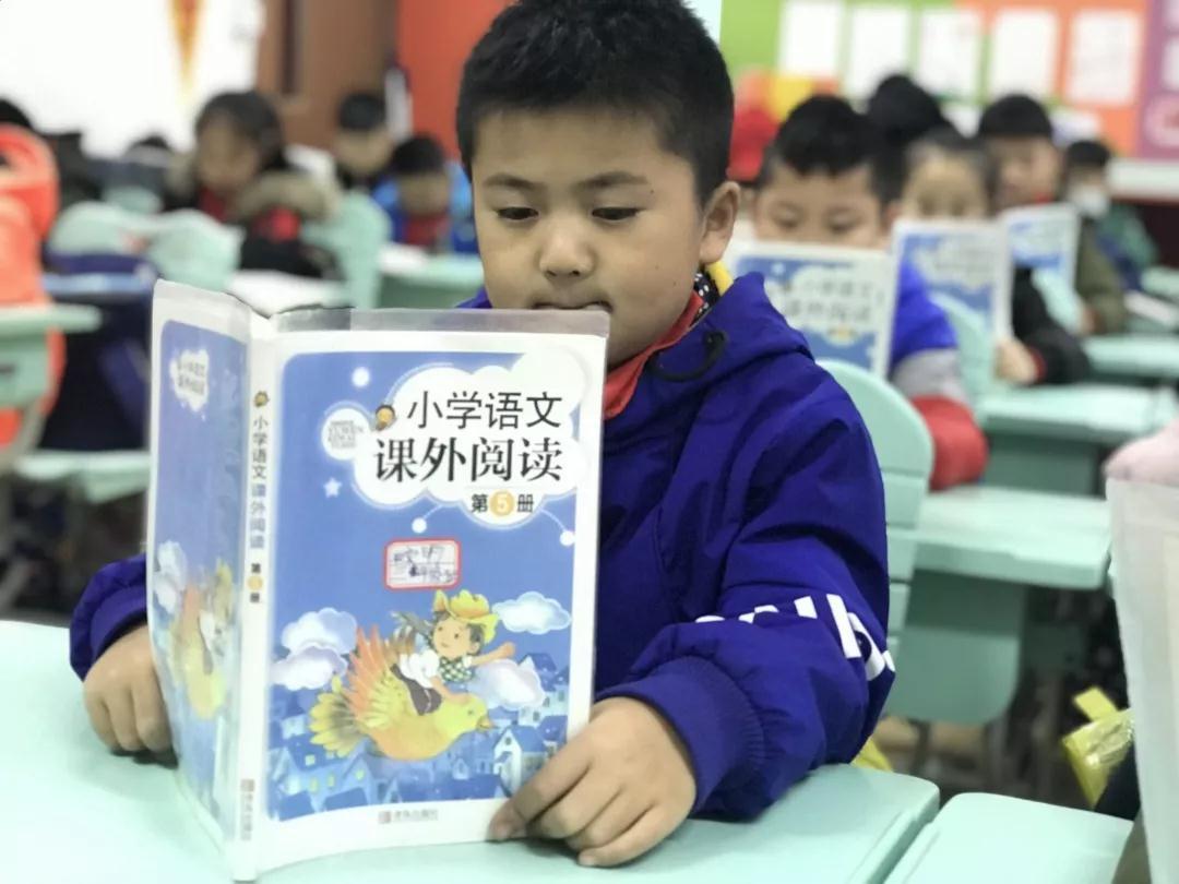 """青岛上海支路小学学童入选第二届青岛""""阅读少年""""市北复赛"""