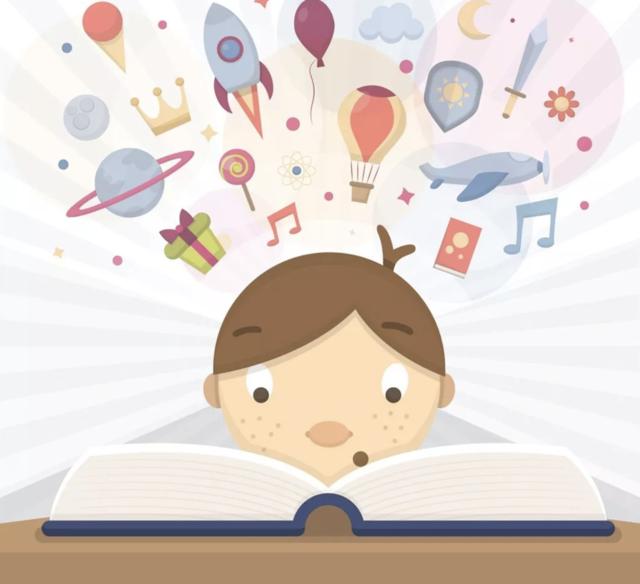 孩子比我们想象中更容易爱上阅读!