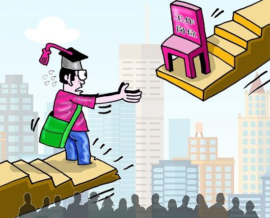 95后就业即景:新领域打乱旧行业 新一线创造新机会
