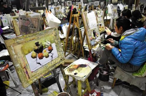 央美录取率仅2.02%!2018年全国重点艺术院校录取数据大公布