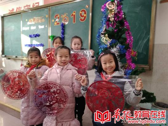 青岛实验小学二年级1班:榉家欢庆 民俗迎新