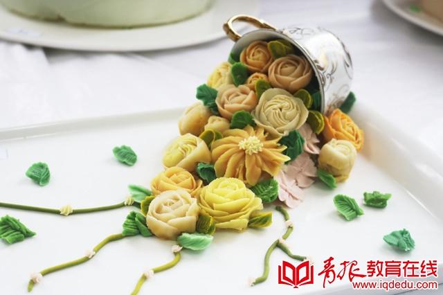规模大、规格高、参与广  青岛烹饪职业学校技能大赛不一般