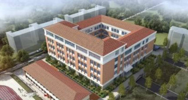 青岛延安二路小学改扩建进入招标阶段 将改扩建教学楼