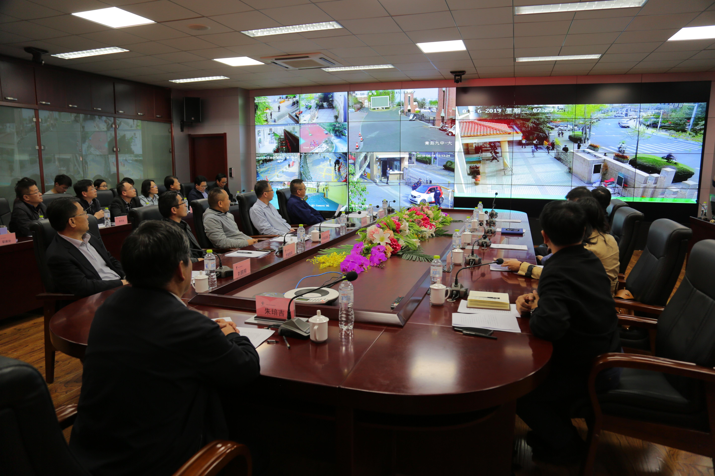 青岛市中小学重大活动期间校园安全部署会及视频综合应急演练活动顺利举办