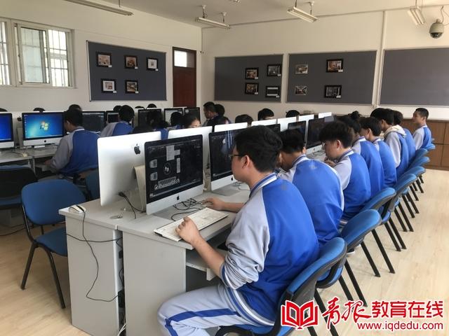 职校行| 青岛城市管理职业学校:小空间大平台 新型专业培养现代化人才