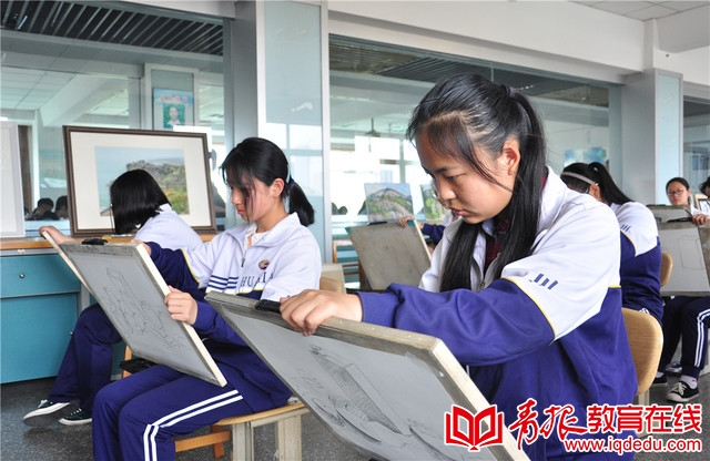 职校行| 精致·开放!青岛华夏职业学校创办适合学生发展的优质特色教育