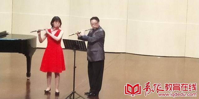 管乐大师亲临现场 市南区再次奏响管乐最强音
