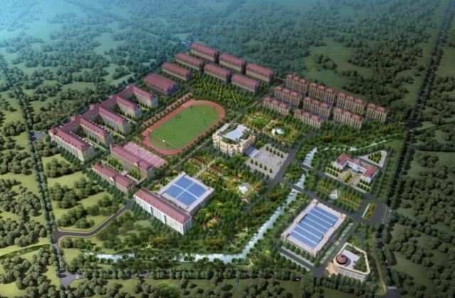 除了海大、中科院,又一所大学在青岛这里建校区