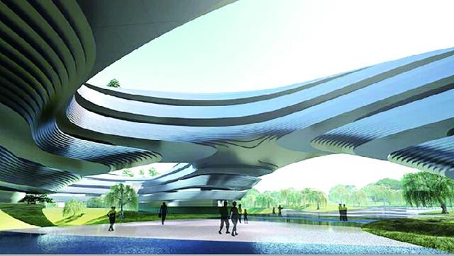 中央美术学院青岛校区已开建 总投资约14亿元