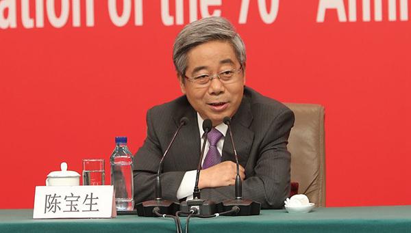 """教育部部长两字概括中国教育特色:一是""""快"""",二是""""公"""""""