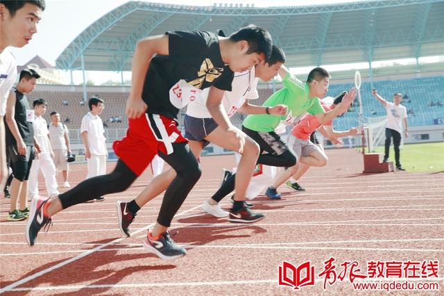 正在直播| 9月30日7:50 青岛超银学校2019秋季田径运动会精彩开幕