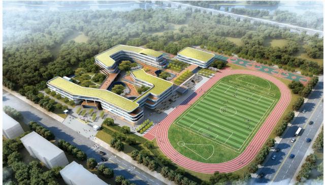 城阳区再建两所新校,年底前开工