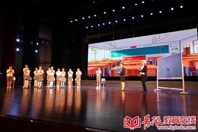 青岛榉园学校2019戏剧年度盛典:榉园大阅读掀起新风暴,学科大融合引发新变革