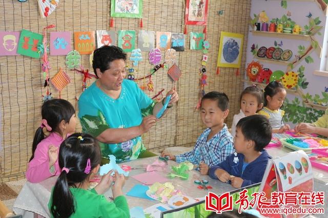 雅荷幼儿园马瑞平:以传统文化为路径,家校共育幼儿成长