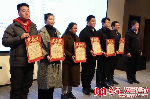 国科大(青岛)附属学校:六名班主任签下高考军令状,未来百天我的心里只有你