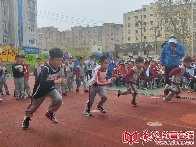 基隆路小学:48支劲旅逐鹿赛场,翔宇少年大展运动风采