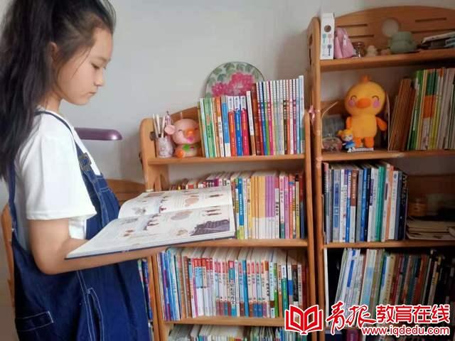"""""""青岛藏书家""""活动 青少年组 张松涛"""