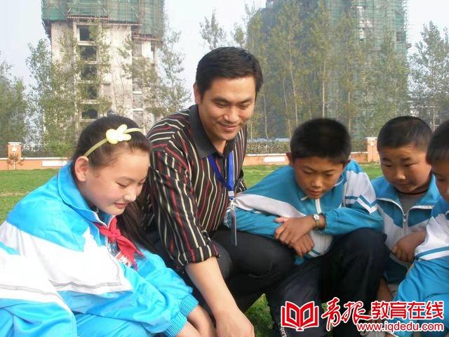 名校长札记 | 徐伦:打造一所有温度的学校