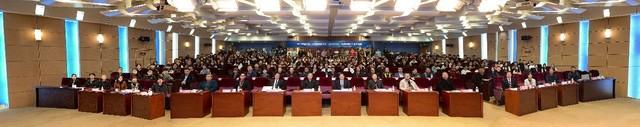 2021年世界华人建筑师协会年会在青岛理工大学举行